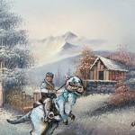 modern festmény, festmények, fali kép