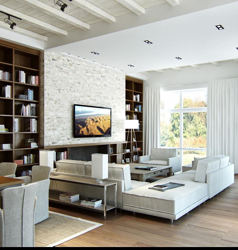 modern nappali és nappali bútorok