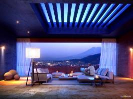 modern nappali és nappali bútorok letisztult és egyszerű, minimalista stílusban