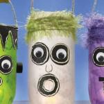 pet palack és pet kupak újrahasznosítás - tároló vagy lámpa