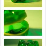 pet palack és pet kupak újrahasznosítás - tolltartó