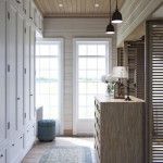 rusztikus provence stílusú lakás konyha hálószoba gardrób