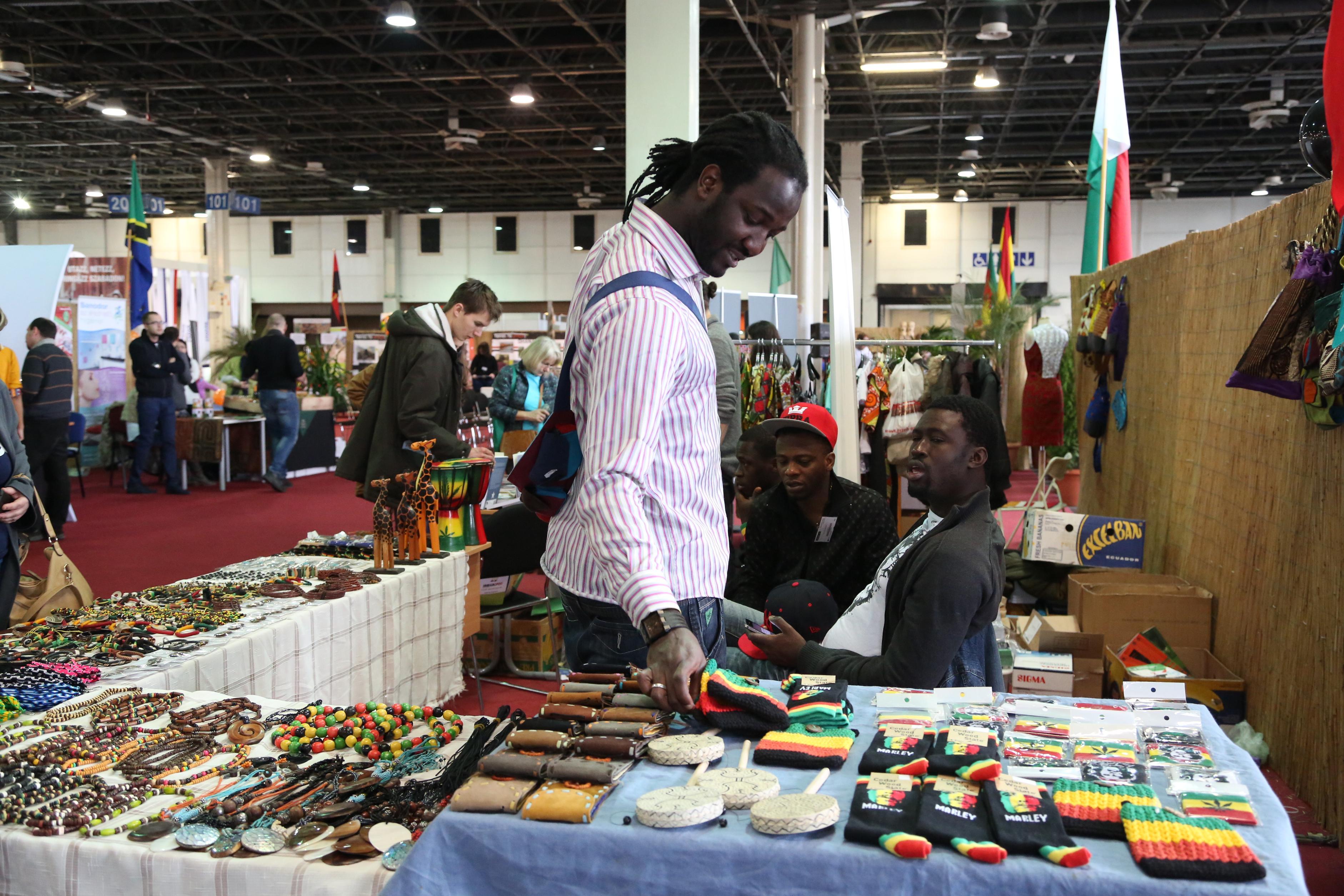Utazás Kiállítás Bringaexpo Afrika expo és vásár Karaván Szalon
