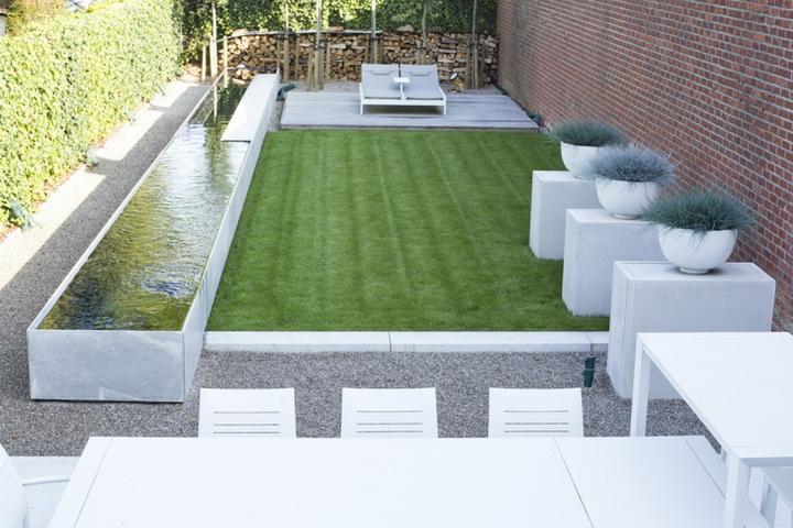 300nm kert kő és zöld
