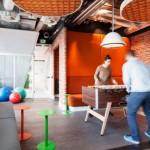modern iroda és felnőtt játszótér csocsó asztal 2