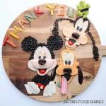rajzfilm étel művészet - Pluto