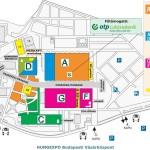 CONSTRUMA 2017 térkép