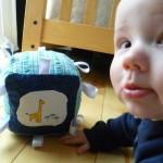 babaruha újrahasznosítás - gyerekjáték