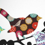 babaruha újrahasznosítás - falikép