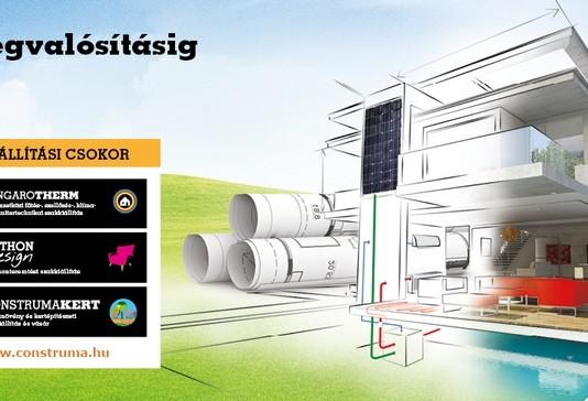 CONSTRUMA 2017d Nemzetközi Építőipari Szakkiállítás