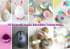 húsvéti ötlet tojásfestéshez