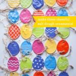 húsvéti dekoráció - tojás fa tojások