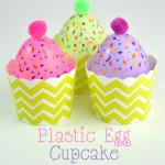 húsvéti ötletl tojásfestéshez - muffin húsvéti tojás