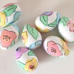 húsvéti ötletl tojásfestéshez - Kreatív tojás húsvétra