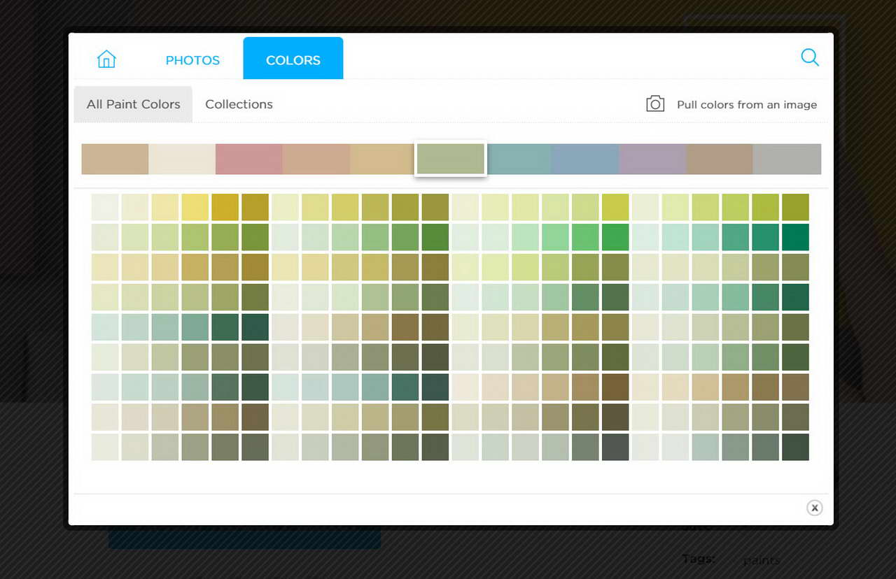ingyenes lakberendező szoftver színsegéd