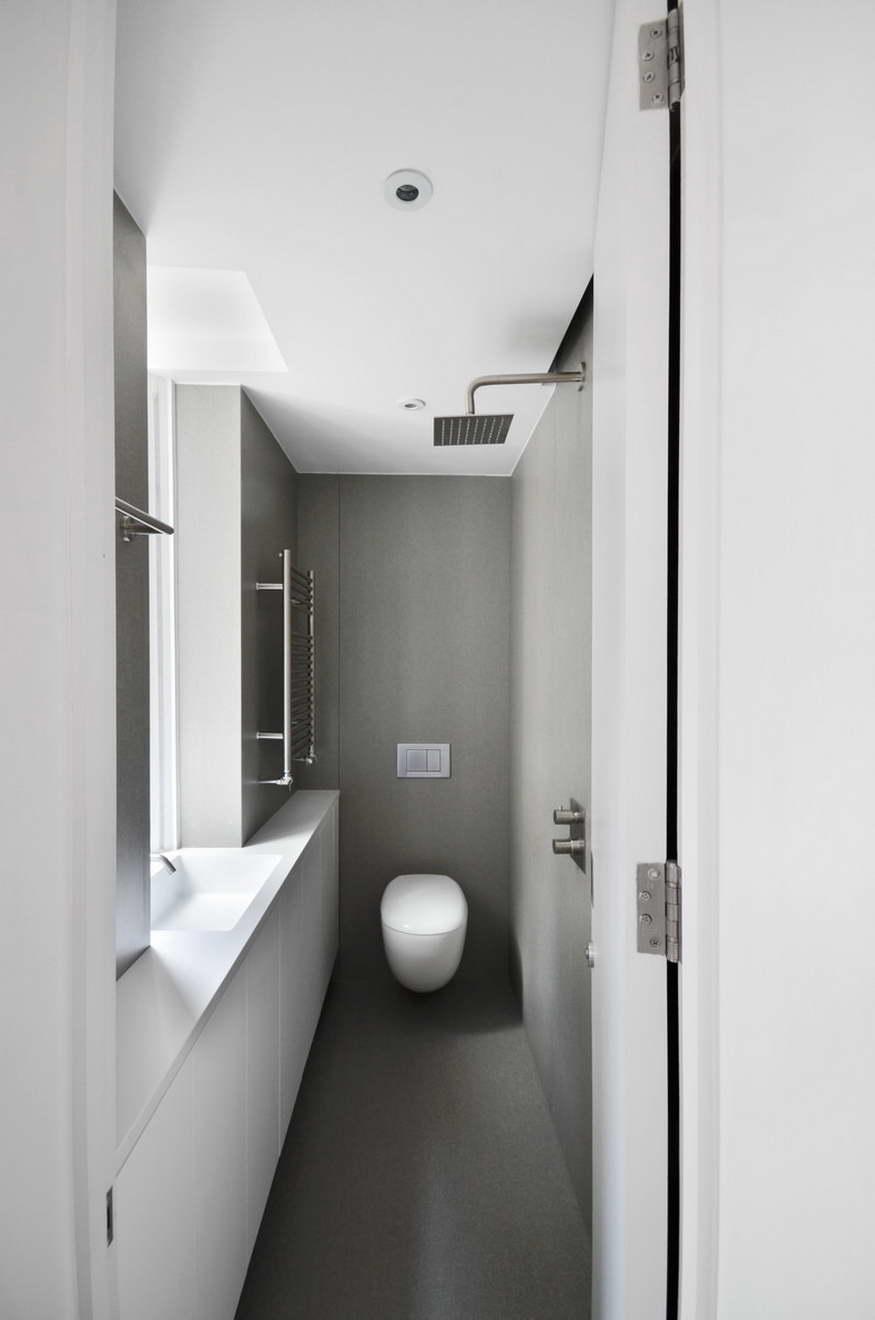 kis lakás berendezése - mosdó
