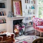 rózsaszín romantikus álom - barbi ház nappali