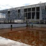 Riói olimpia helyszíne - medence