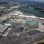 Riói olimpia helyszíne - napjainkban
