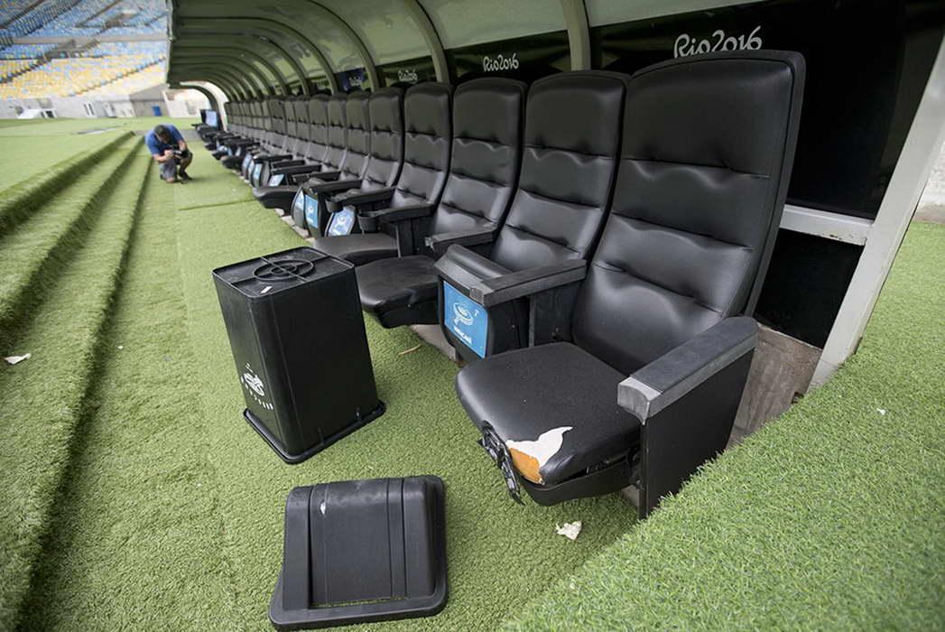 Riói olimpia helyszíne - stadion