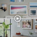 samsung - képkeret - tv
