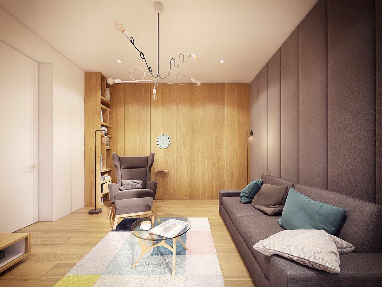 szép ház nappali