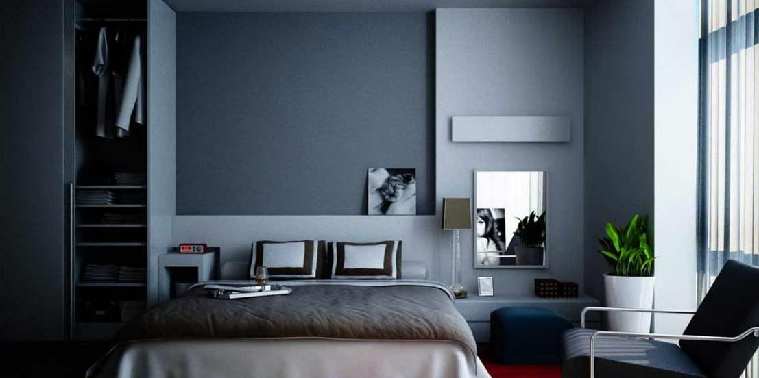 szoba szín választás fal szín sötétedés