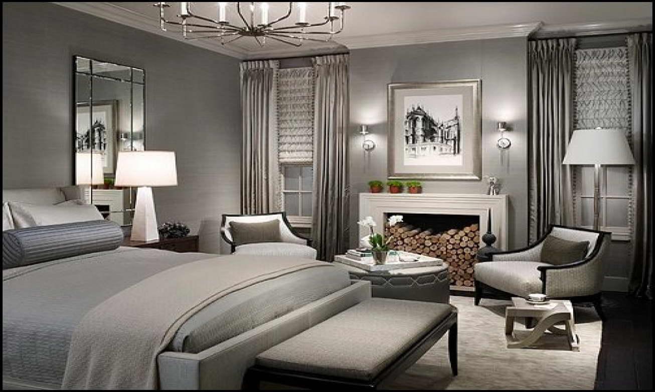 szoba szín és fal szín kiválasztása - szürke