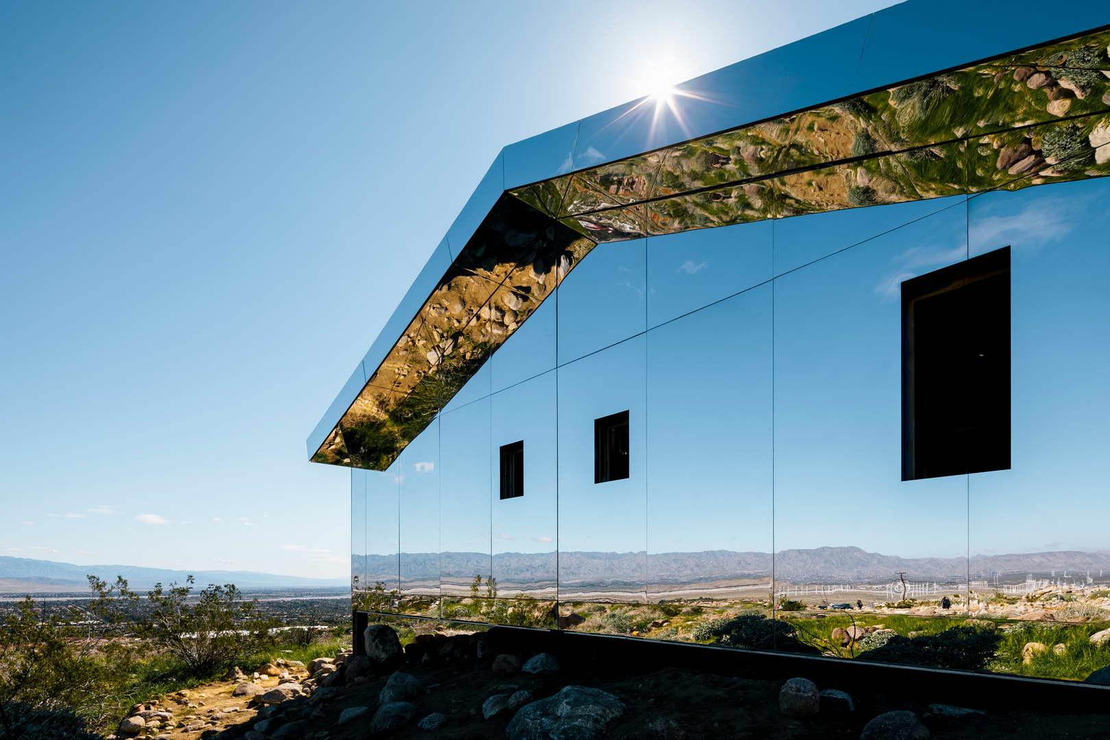 tükör ház