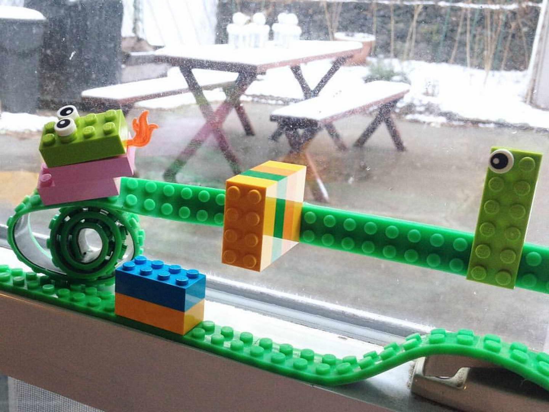 LEGO ragasztószalag fajtái