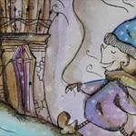 akvarell kreatív tanfolyam