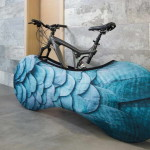 A' design bicikli zokni