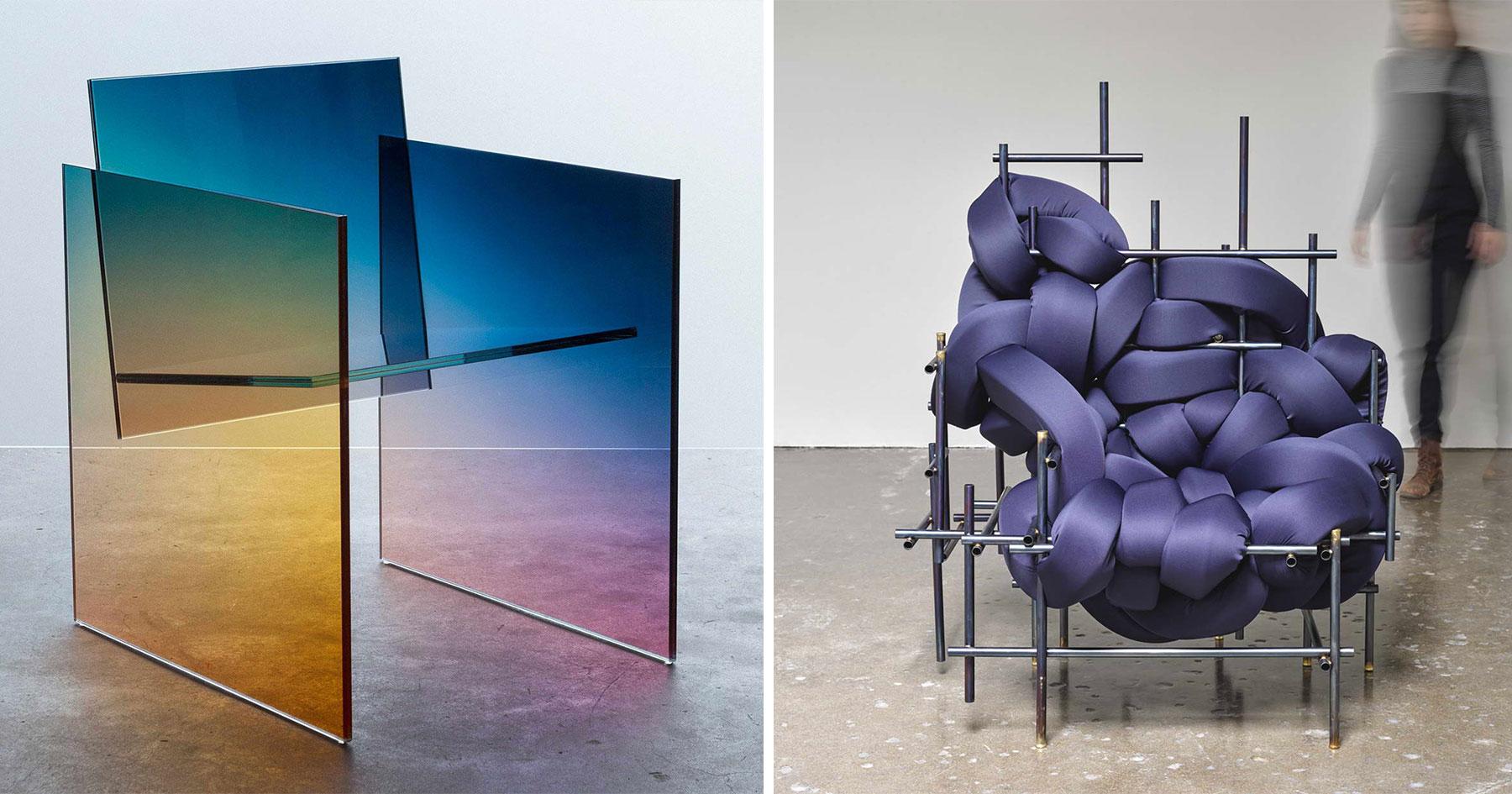 2 dizájn szék