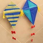 egyszerű papírsárkány szívózállból