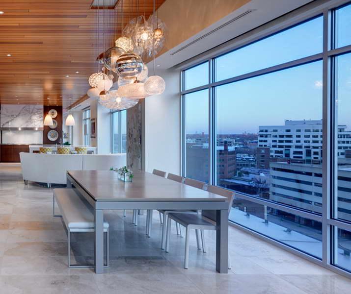 famennyezet - penthouse lakás
