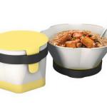 A' design kávéspohár instant tészta csomagolás