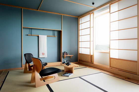 japán enteriőr - szálloda