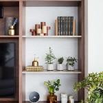 kis legénylakás - nappali beépített bútor