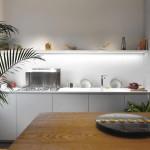 kreatív lakás konyha étkező