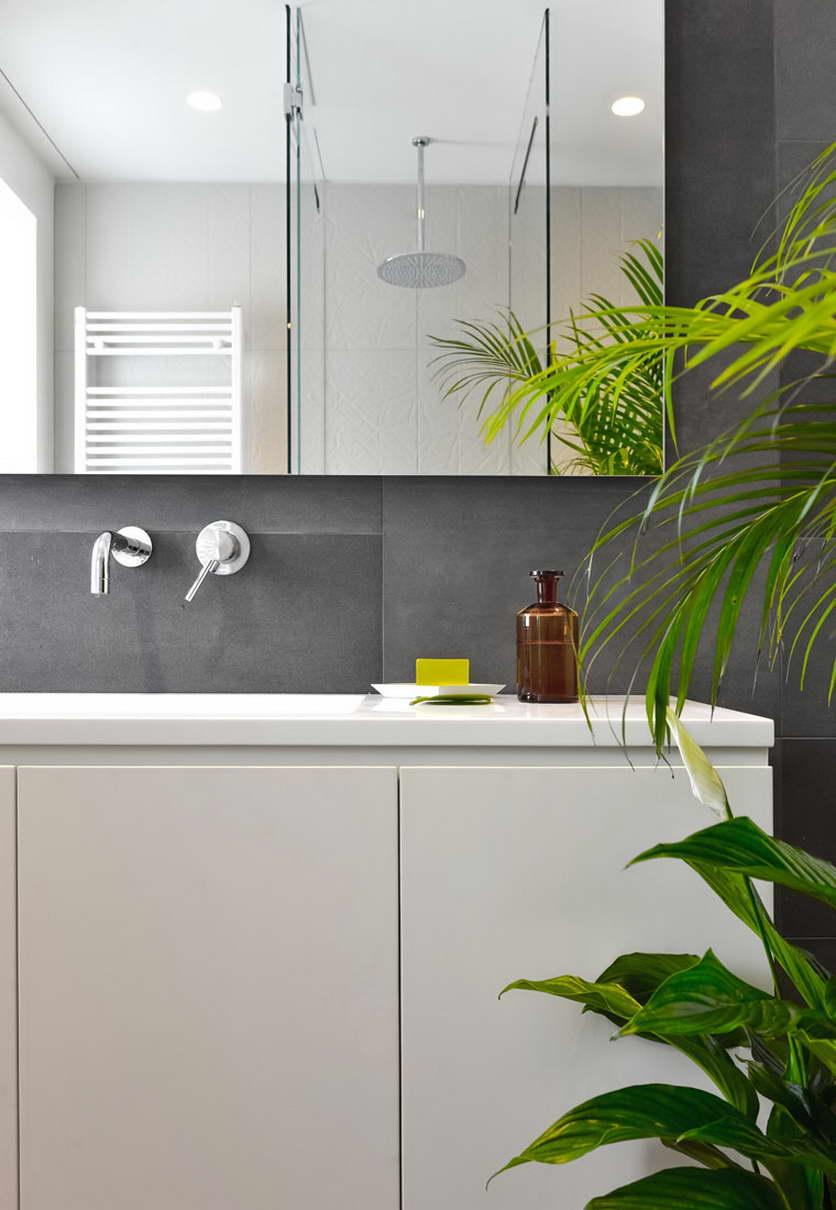 kreatív lakás fürdőszoba