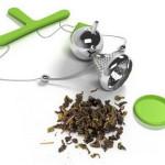 A' design tea filter bábú