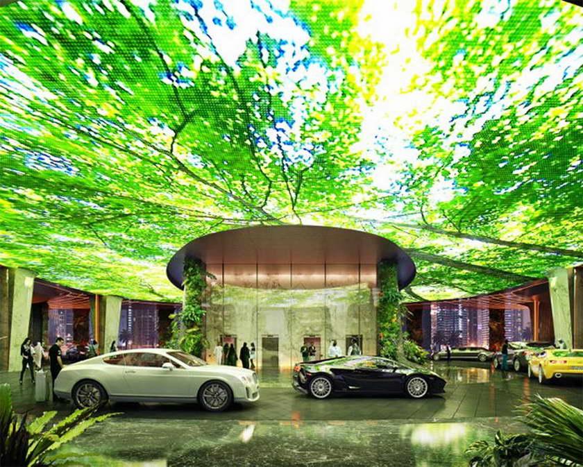A' design Rosemont hotel