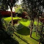 A' design organikus ház