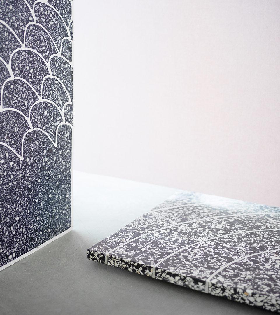 3d-nyomtatott padlóburkolat