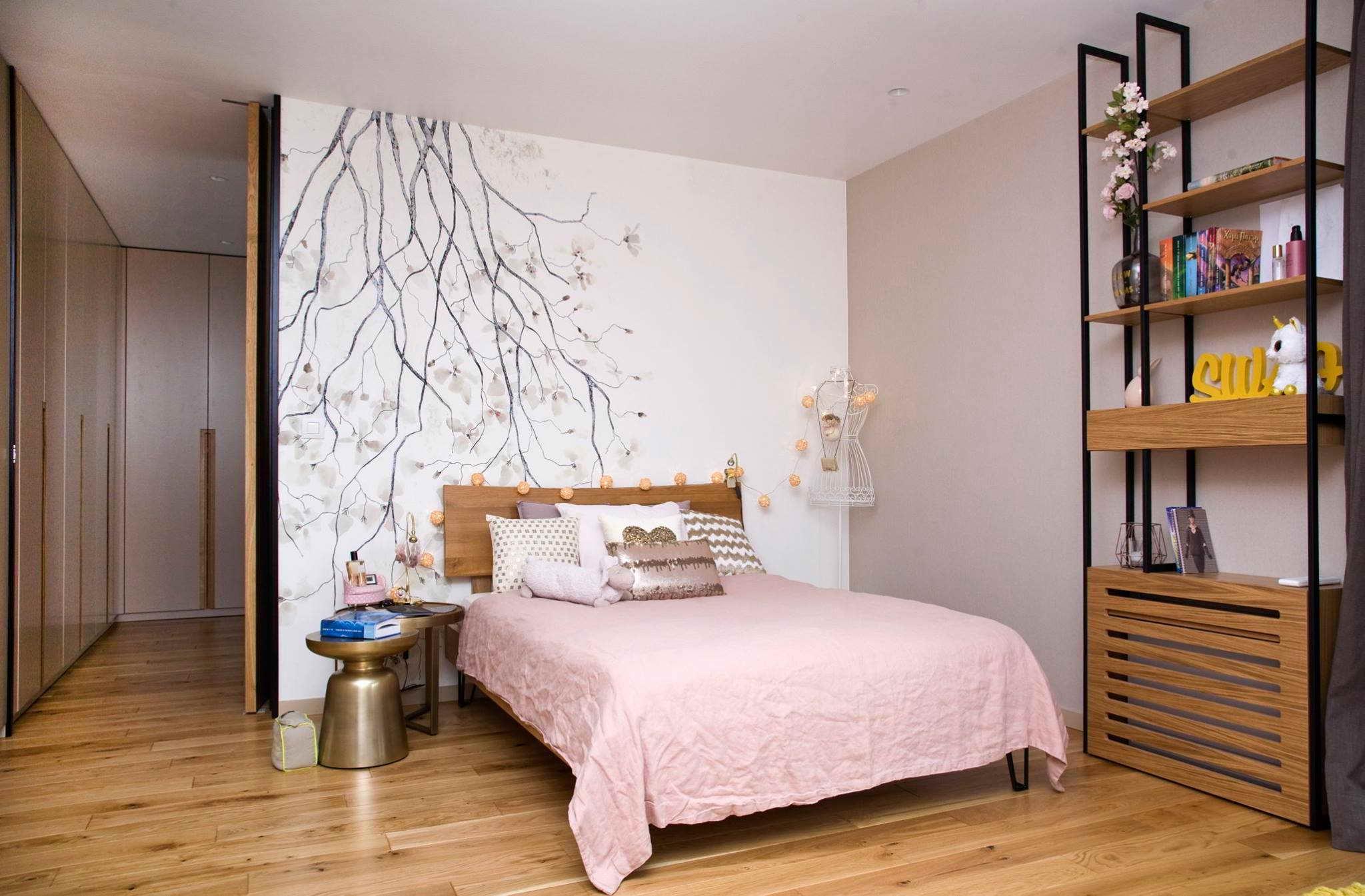 díjnyertes lakás - hálószoba