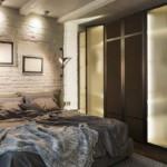 díjnyertes lakás modern klasszikus hálószoba