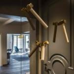 díjnyertes lakás modern klasszikus tükör díszítés