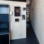 2 design hálószoba, dizájn kocka - térrendezés - előszoba