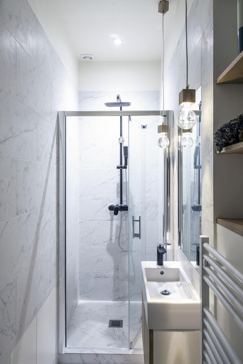 design hálószoba, dizájn kocka - fürdőszoba