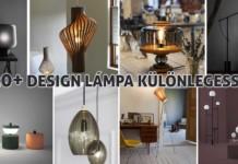 design lámpa - dizájn lámpa